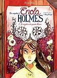 """Afficher """"Les Enquêtes d'Enola Holmes n° 3 Le Mystère des pavots blancs"""""""
