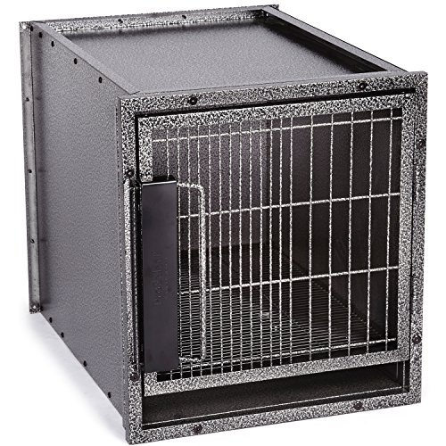 ProSelect Small Modular Kennel Cage, Graphite (Dog Modular Cage compare prices)