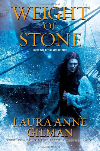 Image of Weight of Stone: Book Two of the Vineart War