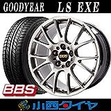 【19インチ】【BMW用】 グッドイヤー イーグル LS EXE 245/35R19 BBS RE-V DBK サマータイヤホイール 4本セット EAGLE エルエスエグゼ 【輸入車】