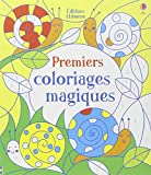 Premiers coloriages magiques...