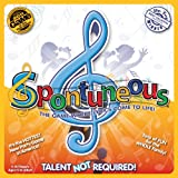 Spontuneous Party Board Game - The Game Where Lyrics Come to Life!