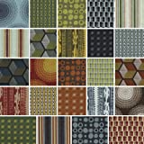 David Butler VAGABOND Fat Quarters 30 Precut Cotton Fabric Quilting FQs Assortment Masculine Manly Man