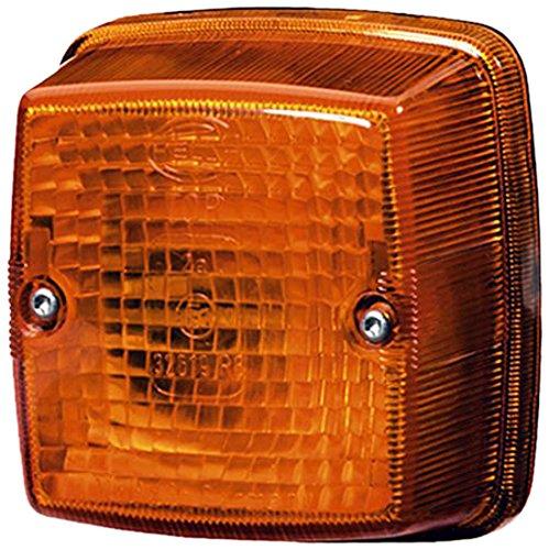 HELLA 2BA 003 014-011 Blinkleuchte, P21W, Gelb