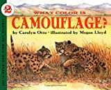 img - for What Color Is Camouflage? (Let's-Read-and-Find-Out Science, Stage 2) book / textbook / text book