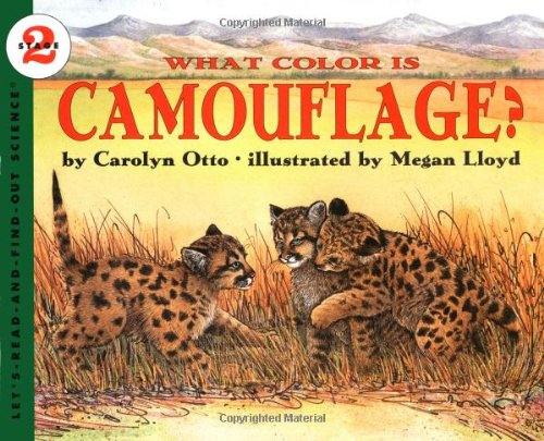 What Color Is Camouflage? (Let's-Read-and-Find-Out Science 1)