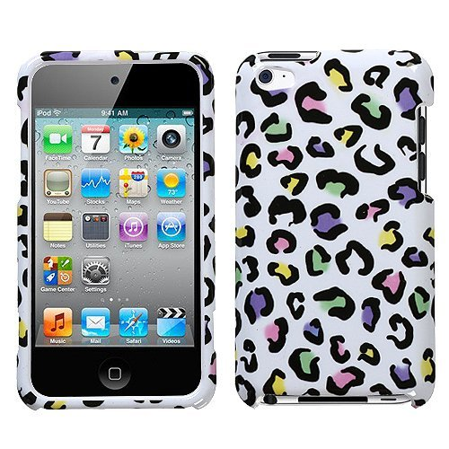 Snap-On Protector Hard Case for Apple iPod Touch 4th Generation 4th Gen