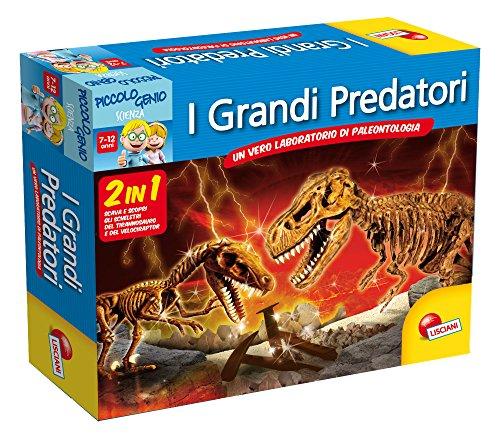 Liscianigiochi 40278 - Discovery Grandi Predatori 2 in 1