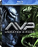 AVP: Alien vs. Predator / Aliens vs. Predator: Requiem (Unrated Two-Pack) [Blu-ray]
