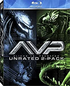 AVP: Alien vs. Predator / Aliens vs. Predator: Requiem (Unrated Two-Pack) [Blu-ray]