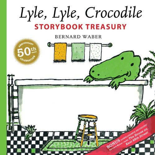 Lyle, Lyle, Crocodile Storybook Treasury (Lyle the Crocodile) PDF