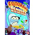 Futurama: Bender's Big Score [DVD]