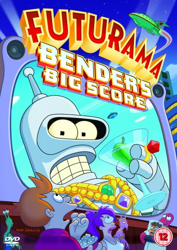 Futurama Benders Big Score [DVD]