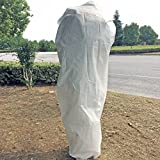 Agfabric plant cover for frost protection, Multi sizes for your choice, .95oz (144''x108'')