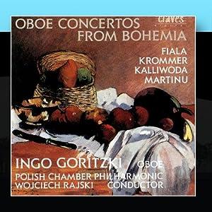 Concertos For Oboe & Orchestra
