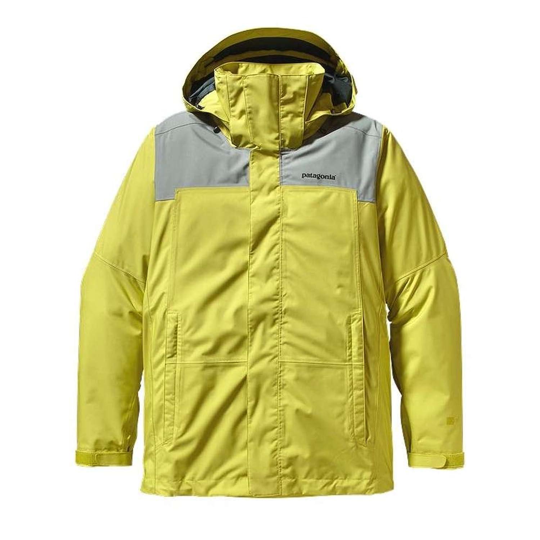 Patagonia M Snowshot Jacket - Folios Green - - Wasserdichte vielseitige Herren 2-Lagen H2No Wintersportjacke