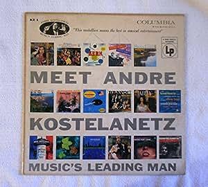 Meet Andre Kostelanetz, Music's Leading Man