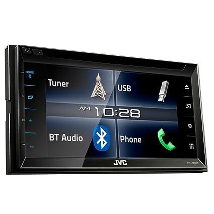 JVC KW-V320BT Autoradio Noir