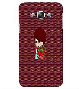 PrintDhaba Cartoon D-2666 Back Case Cover for SAMSUNG GALAXY A8 (Multi-Coloured)