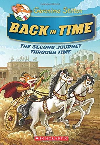 Geronimo Stilton Special Edition: The Journey Through Time #2: Back in Time PDF