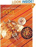 Authentic Recipes from India (Authentic Recipes Series)