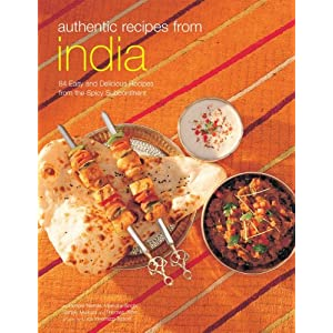 Authentic Recipes from In Livre en Ligne - Telecharger Ebook