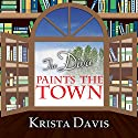 The Diva Paints the Town: Domestic Diva Series, Book 3 Audiobook by Krista Davis Narrated by Hillary Huber