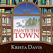 The Diva Paints the Town: Domestic Diva Series, Book 3 | Krista Davis
