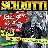 "APRES SKI DISCO PARTY MALLORCA HITS IM TECHNO POP SOUND DJ CLUB MIX 2014 - Jetzt geht es los...von ""Schmitti"""