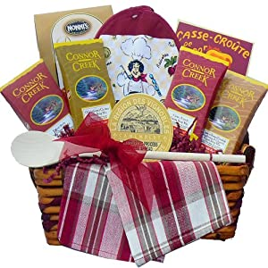 Art of Appreciation Gift Baskets Soup Du Jour Basket