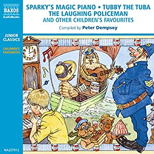 Sparky's Magic Piano Audiobook
