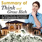 Summary of Think and Grow Rich: A Practical Summary of a Napoleon Hill Classic Hörbuch von Marvin Saul Gesprochen von: Joe Van Riper