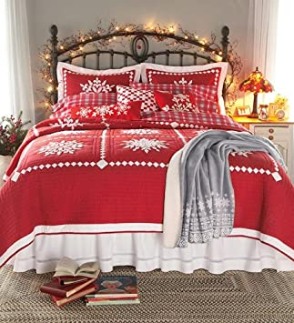 Christmas Decor Central Christmas Bedding Sets Add That Special Touch To Your Bedroom