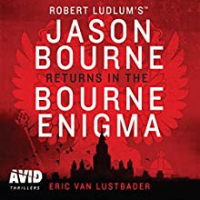 The Bourne Enigma: Bourne, Book 13 Audiobook by Eric Van Lustbader Narrated by Holter Graham