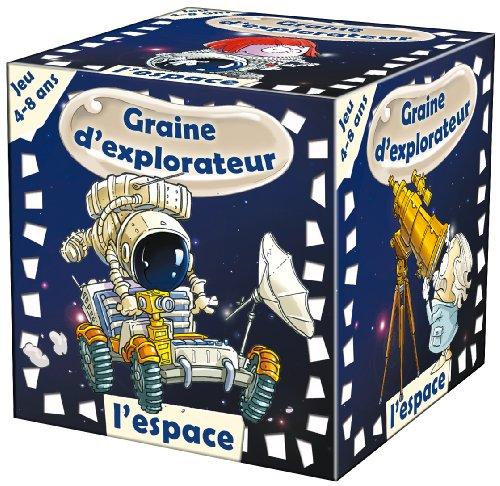 GRAINE D'EXPLORATEUR - L'ESPACE
