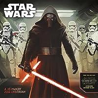 Star Wars Episode VII 2016 Wall Calendar