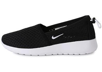 Womens Nike Roshe One Slip Black