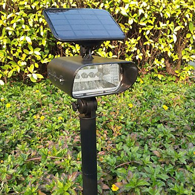 "Nuvo 1 Light 12/"" Landscape Flood PAR30 Flood Antique Verdi Finish"