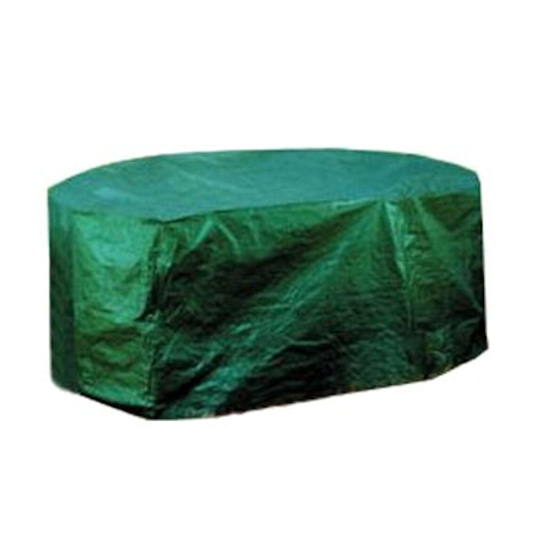 Zelsius – Abdeckhaube, Abdeckung (L) 200 x (B) 160 x (H) 70 cm, Schutzhülle für Ihre Gartenmöbel, Möbelsets, Outdoor und mehr online bestellen