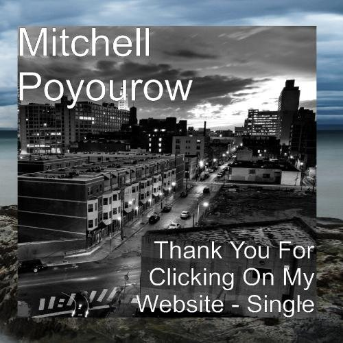 Thank You For Clicking On My Website - Single