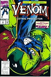 Venom Lethal Protector #3 : A Verdict of Violence (Marvel Comics) by David Michelinie and Mark Bagley