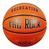 Anaconda Sports® The Rock® MG-4000-PC-RECR Men's Recreational Version Deep Pebble Channel Composite Leather Basketball