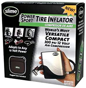 amazoncom slime  motorcycle tire inflator automotive