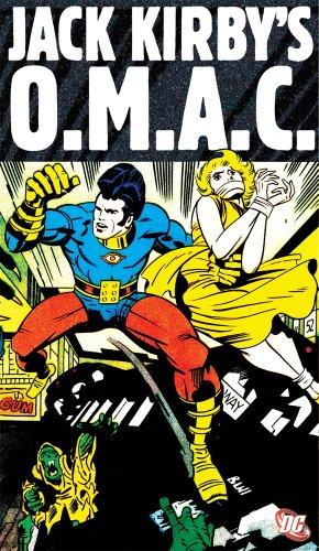 Jack Kirbys Omac One Man Army Corps HC