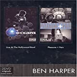 Ben Harper: Pleasure And Pain/Live At Hollywood Bowl [DVD]