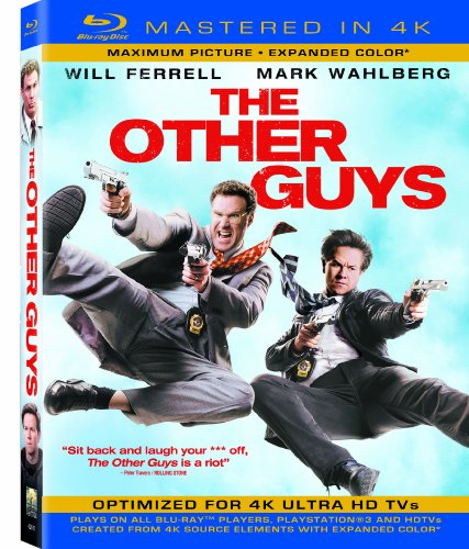 The Other Guys (Mastered In 4K) (Single-Disc Blu-Ray + Ultraviolet Digital Copy)