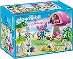 PLAYMOBIL 6055 - Feenw�ldchen mit Ein...