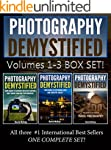 Photography Demystified: Box Set of V...