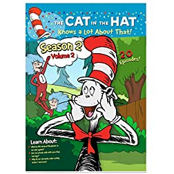The Cat in the Hat Knows a Lot About That! Season 2 Volume 2