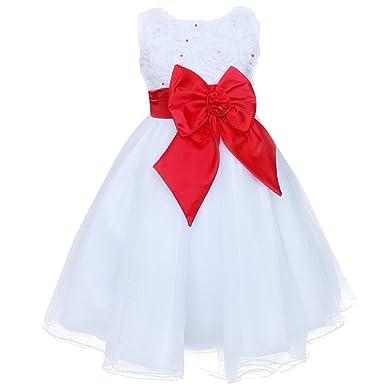meilleur blog robe robe petite fille mariage rouge. Black Bedroom Furniture Sets. Home Design Ideas
